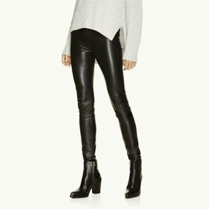 ARITZIA WILFRED FREE REBELLE VEGAN LEATHER…